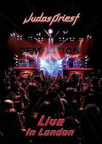 Cover Judas Priest - Live In London [DVD]